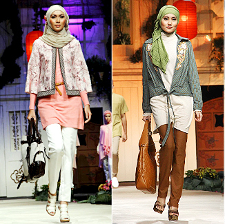 Model Busana Muslim Modis dan Trendy
