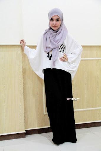 Intip Gaya Hijab Siti Juwariyah | Brekelesix39;s Blog