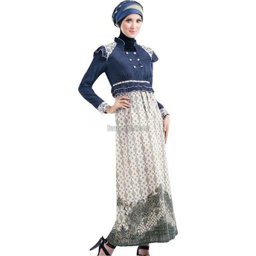 Baju Gamis Yang Menjadi Trend Setter Baju Muslim Wanita