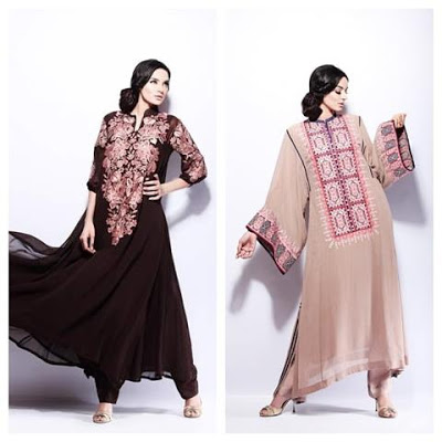 fashion show busana muslim di amerika