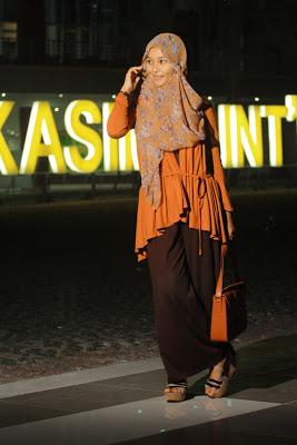 Gaya Hijab Trendy Untuk Remaja Brekelesix 39 S Blog